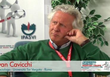 """Il prof. Cavicchi a Matera """"L'informazione infermieristica va coordinata"""