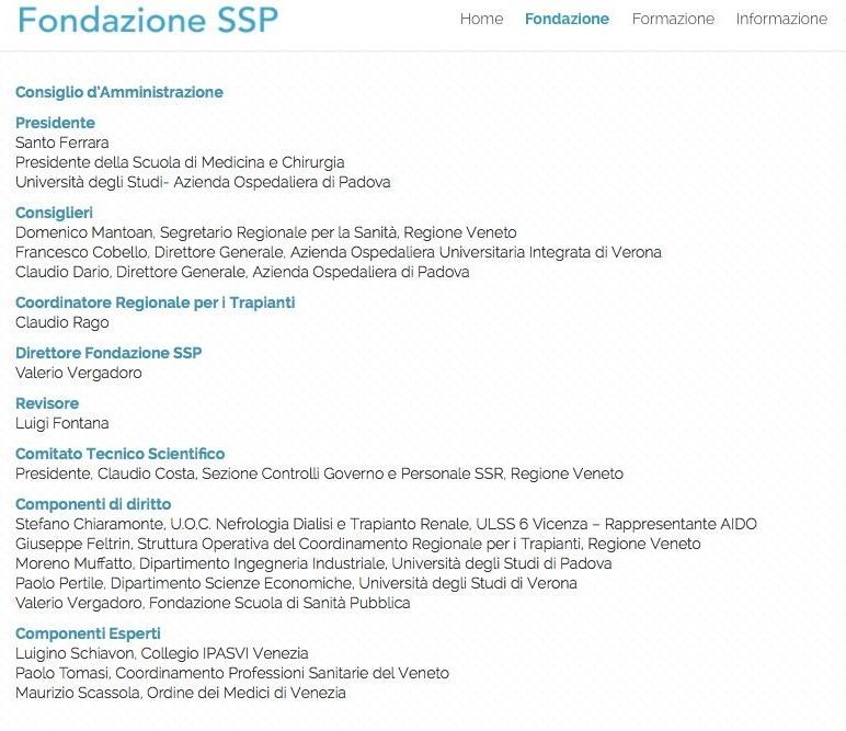 Fondazione SPP