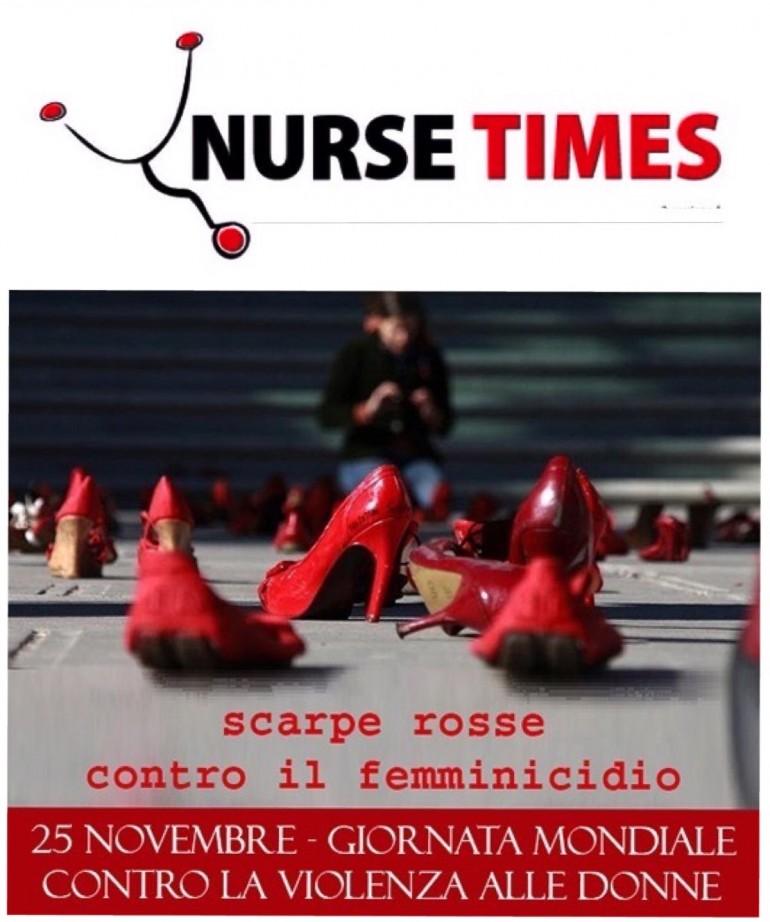 Gli infermieri contro la violenza sulle donne