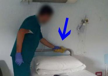 All'ospedale Dario Camberlingo di Francavilla Fontana (BR) infermieri pagati per pulire gli ambienti?