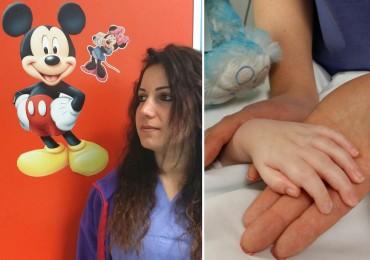 Assistere bambini complessi mi completa...il racconto di Ambra, infermiera a Roma 2