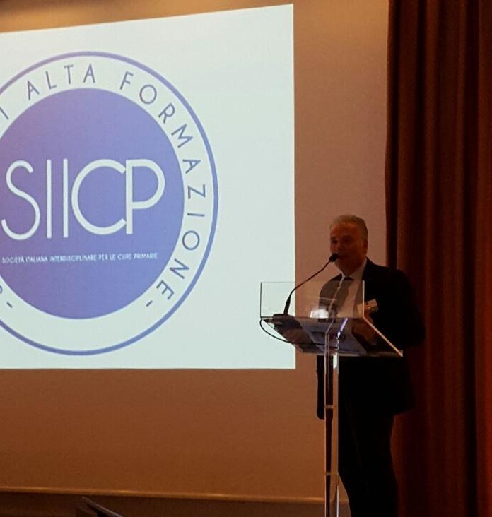 Dott. Domenico Antonelli Coordinatore Nazionale SIICP Area Nursing        Dirigente Professioni Sanitarie Territoriali ASL BAT