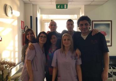 Eccellenza nella Sanità Calabrese. PICC team con ambulatorio a gestione infermieristica 2
