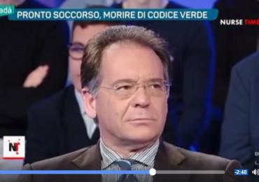 Dr. Cecchi Paone ma lei ha qualcosa contro gli infermieri italiani?