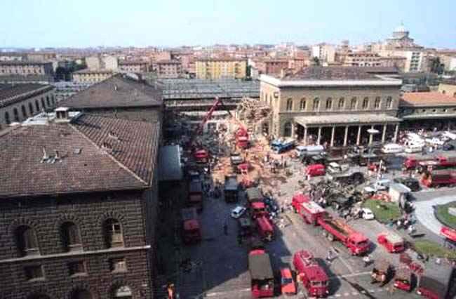 Strage di Bologna: gli infermieri che soccorsero le vittime riportano le loro testimonainze 2