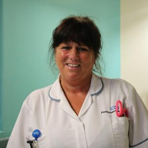 MWN Stepping Hill Hospital for Thursday, August 11. PUBLICITY PIC/NO FEE/UGC. A&E nurse Julie Burkitt back on duty at Stepping Hill