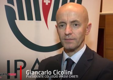 Ipasvi Chieti: confermata la fiducia al presidente Cicolini per il triennio 2018-20