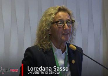 L'infermiera Loredana Sasso nominata Professore Ordinario Med/45 presso l'Università di Genova