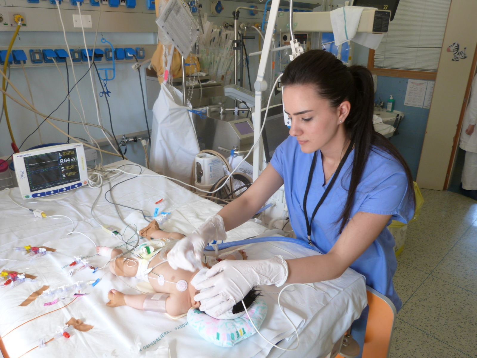 Gli infermieri pediatrici dicono basta il bambino non for Simulazione test laurea magistrale infermieristica