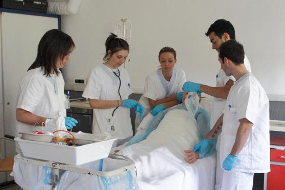 Lo studente di infermieristica deve imparare a fare il for Simulazione test laurea magistrale infermieristica