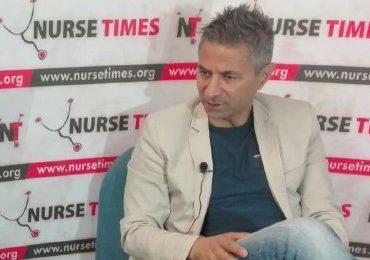 """Il presidente dell'Ordine degli infermieri cosentini, Sposato: """"La misura è colma""""."""