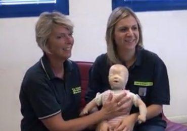 Arezzo: Infermiera del 118 salva la vita di un neonato
