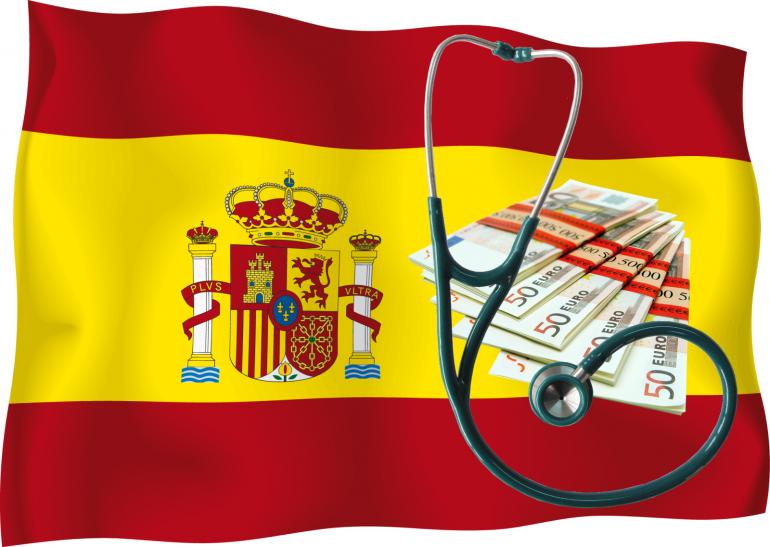 Alle Canarie e nei Paesi Baschi gli infermieri più pagati di Spagna