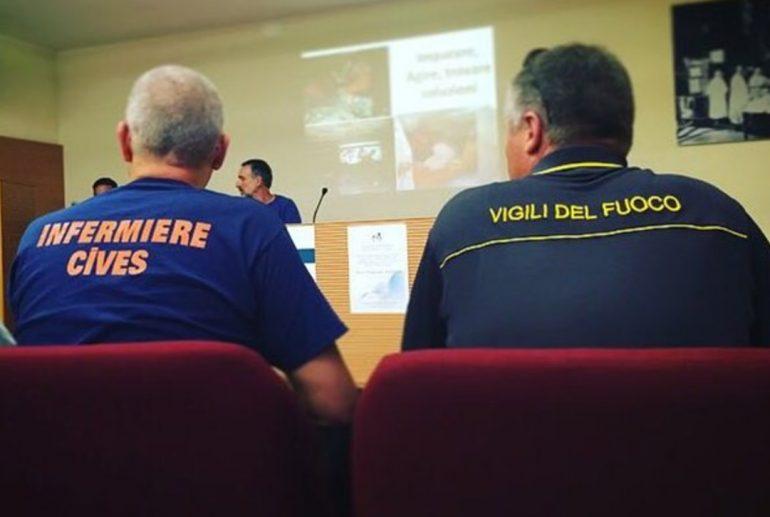 Alluvione di Livorno: pronto intervento degli infermieri del Cives 2