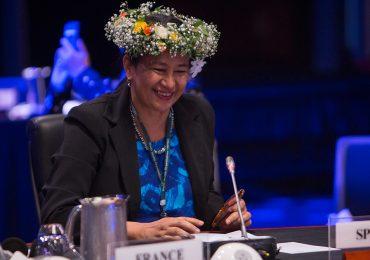 Il Direttore Generale dell'Organizzazione Mondiale della Sanità nomina l'infermiera Elizabeth Iro, Responsabile dell'Infermieristica per l'OMS