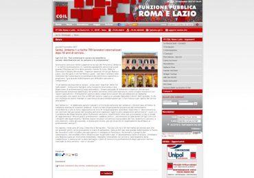 Roma, Umberto I: 878 infermieri fermi in graduatoria e i sindacati minacciano agitazioni in favore del personale delle cooperative