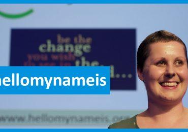 #Hellomyname! Ciao, il mio nome è…