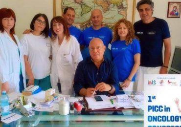 In Calabria eccellenza infermieristica: il Picc Team diventa Vascular Team Oncology 4