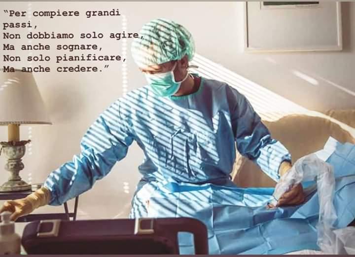 In Calabria eccellenza infermieristica: il Picc Team diventa Vascular Team Oncology 6