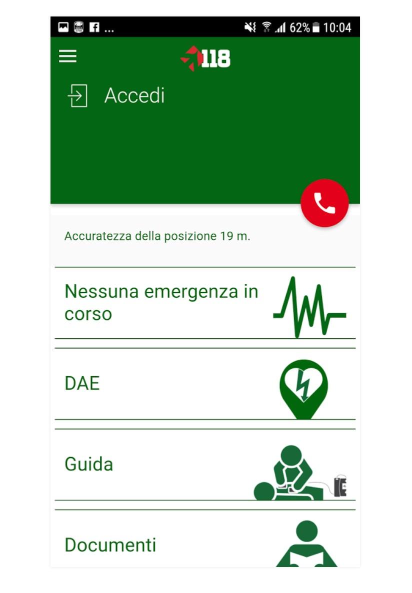 """Vi presentiamo """"DAE RespondER"""" l'app salvavita creata dal sistema 118 dell'Emilia Romagna 6"""