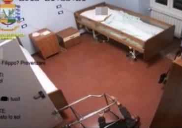 """Al via il processo agli infermieri del """"Cicalotto"""": accuse di maltrattamenti, peculato e omessa vigilanza"""