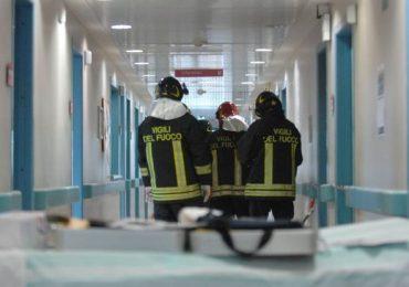 Genova: Paziente morto carbonizzato, Infermiera intossicata ricoverata in ospedale