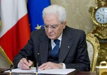 Mattarella firma il Ddl Lorenzin: nasce ufficialmente l'Ordine delle professioni infermieristiche