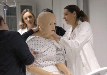 Modena: inaugurato laboratorio robotizzato per i futuri infermieri grazie ad una donazione milionaria