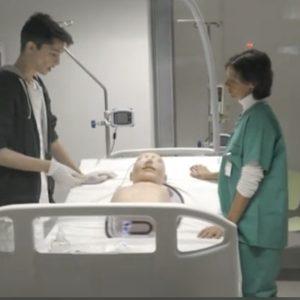 Modena: inaugurato laboratorio robotizzato per i futuri infermieri grazie ad una donazione milionaria 3