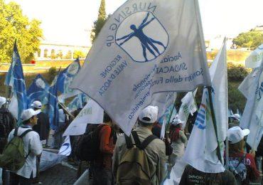 """Nursing Up: """"Il 26 febbraio sciopero nazionale degli infermieri e del personale di comparto"""""""