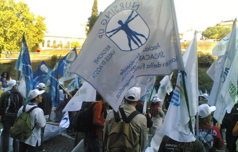 """De Palma (Nursing Up) conferma: """"Lo sciopero si farà, perché quel contratto è una farsa"""""""