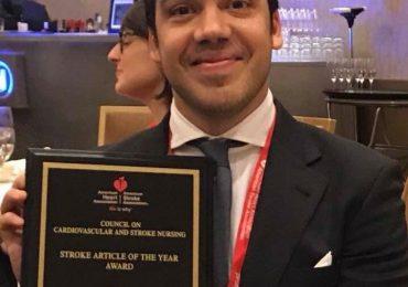 Nuovo riconoscimento internazionale per l'infermiere Pucciarelli (PhD) dall'European Society of Cardiology 1