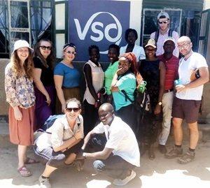 Volontariato in Uganda: l'esperienza dell'infermiere italiano Vincenzo Cologna 1