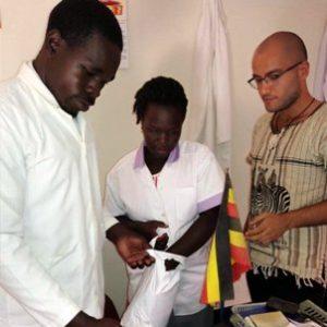 Volontariato in Uganda: l'esperienza dell'infermiere italiano Vincenzo Cologna 3
