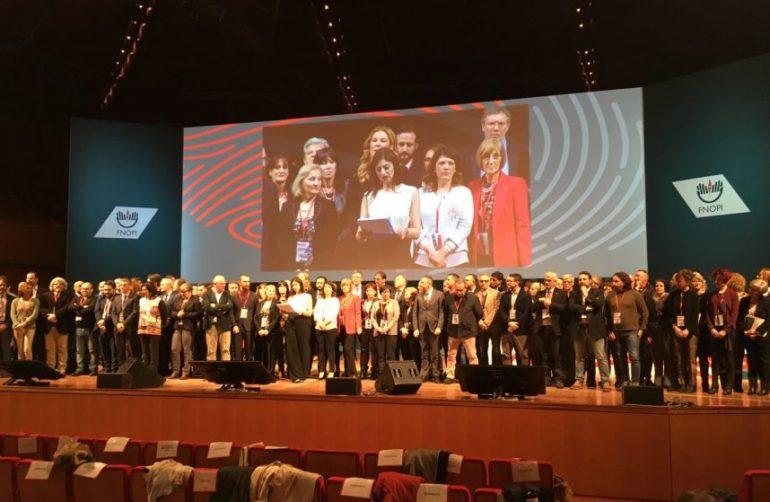 Congresso nazionale Fnopi: la mozione finale