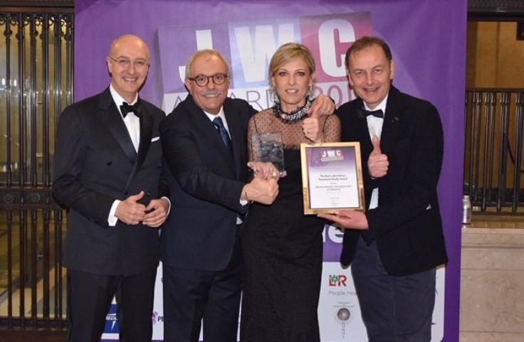 Cura delle ulcere cutanee: premiato uno studio italiano al Jwc Award