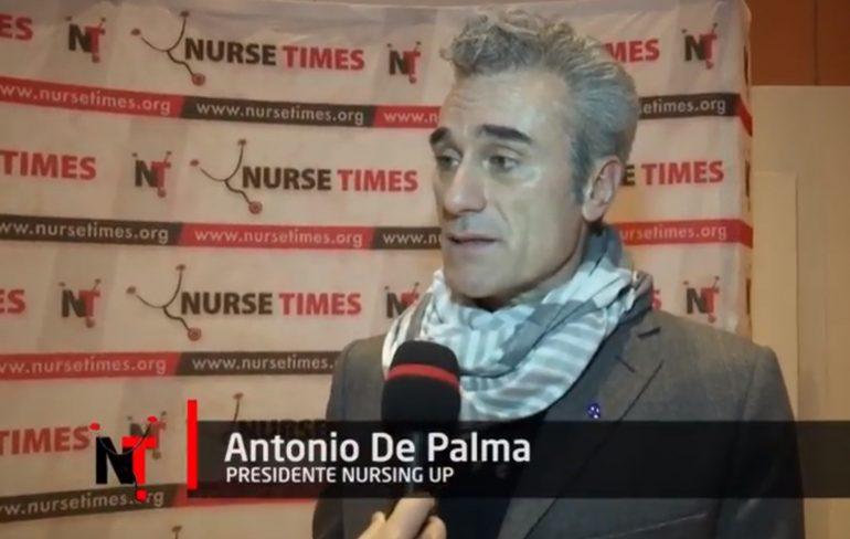 """De Palma (Nursing Up): """"Nel nuovo contratto non si garantisce la sicurezza del lavoro degli infermieri"""""""
