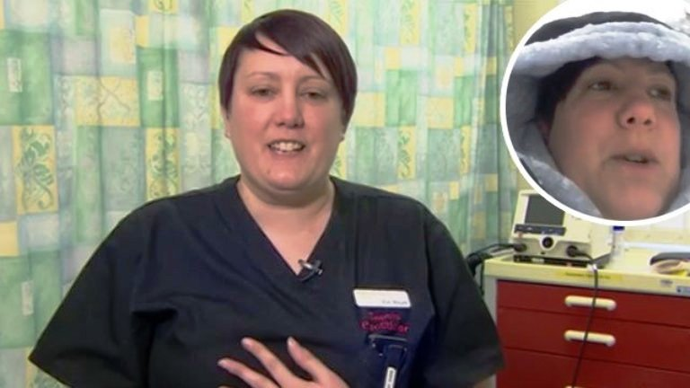 Inghilterra, infermieri eroici sfidano Burian per non mancare al lavoro