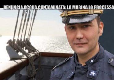 """La Spezia, fermata troupe de """"Le Iene"""": voleva tornare sulla vicenda del maresciallo infermiere Boi"""