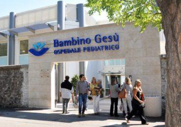 L'altro 4 marzo: l'Italia più bella vista dall'ospedale pediatrico Bambino Gesù