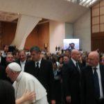 """Papa Francesco """"Tante vite si salvano grazie a voi...Grazie di tutto questo!"""" 13"""
