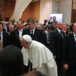 """Papa Francesco """"Tante vite si salvano grazie a voi...Grazie di tutto questo!"""" 15"""