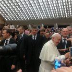 """Papa Francesco """"Tante vite si salvano grazie a voi...Grazie di tutto questo!"""" 4"""