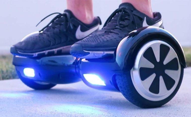 Hoverboard: l'infortunio viaggia su due… rotelle