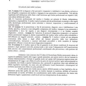 """Solidarietà"" ai medici del Friuli VS infermieri: capricci di una categoria in declino 1"