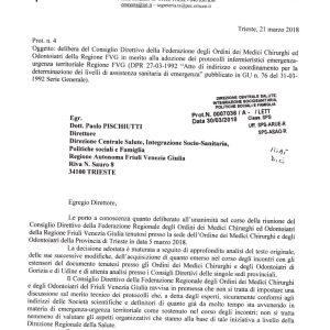 """Solidarietà"" ai medici del Friuli VS infermieri: capricci di una categoria in declino"