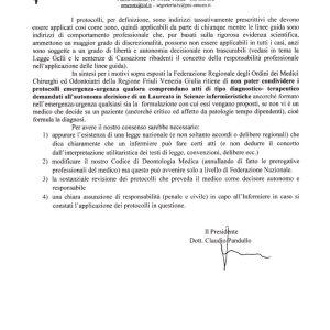 """Solidarietà"" ai medici del Friuli VS infermieri: capricci di una categoria in declino 3"