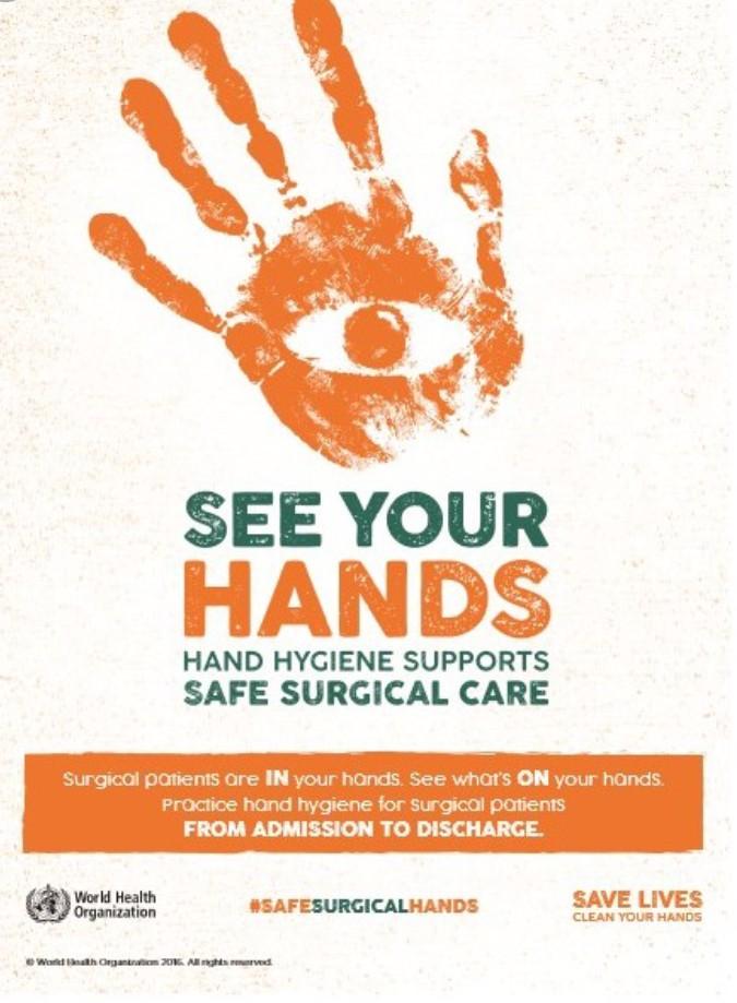 5 Maggio, giornata mondiale sull'igiene delle mani 1