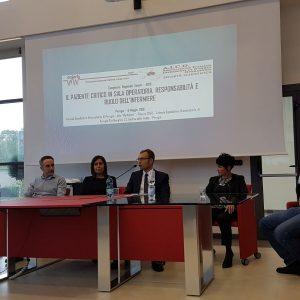 Aniarti ed Aico a Perugia sulla responsabilità e ruolo dell'Infermiere in sala operatoria. 2