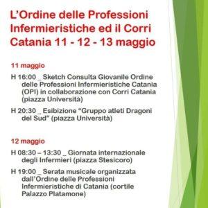 Giornata Internazionale dell'Infermiere, le iniziative dell'OPI Catania 6